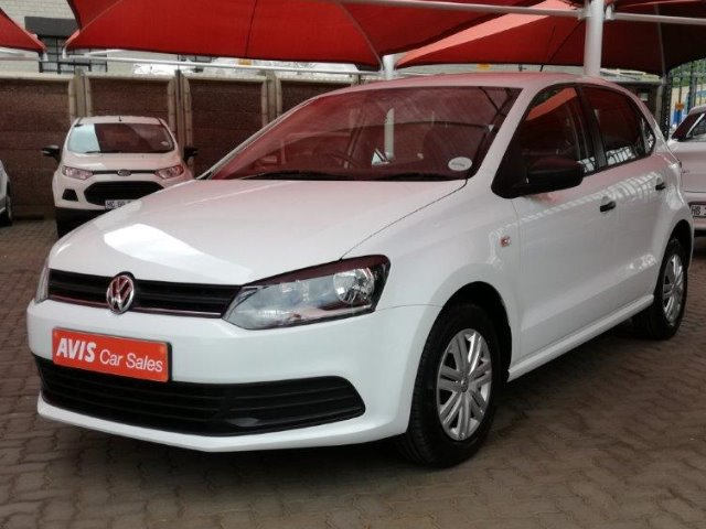 2018 White Volkswagen Polo Vivo 1.4 Trendline (5dr) Only R 172500 44aaf93a0f6d3