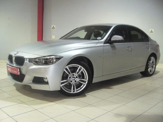 BMW 320i M SPORT A/T (F30)