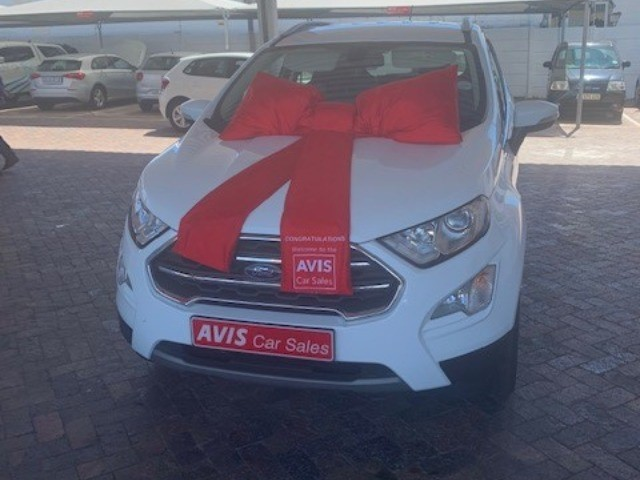 FORD ECOSPORT 1.0 ECOBOOST TREND A/T WHI