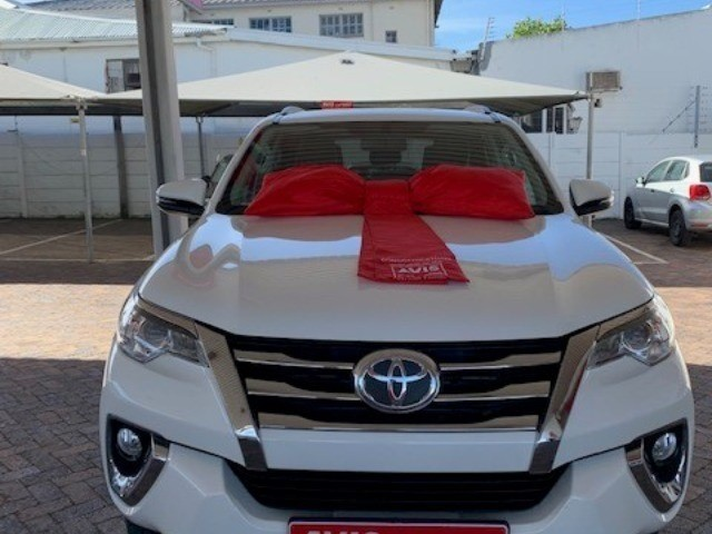 TOYOTA FORTUNER 2.4GD-6 R/B A/T (2016-3) - (2020-10)