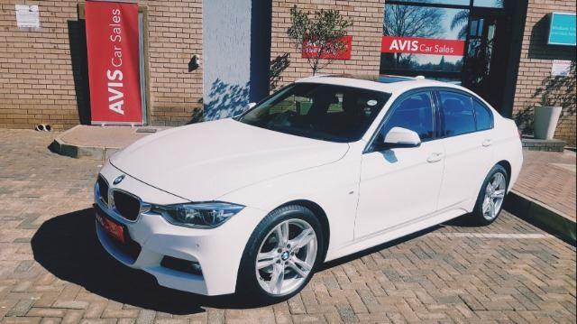 BMW 320D A/T (F30) (2015-8) - (2019-3) White