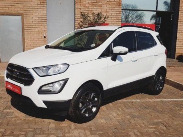 2020 FORD ECOSPORT 1.0 ECOBOOST TREND A/T