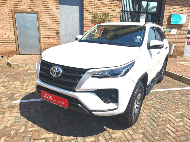 2020 TOYOTA FORTUNER 2.4GD-6 4X4 A/T