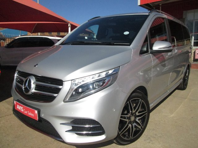 MERCEDES-BENZ V250 BLUETEC AVANTGARDE A/T