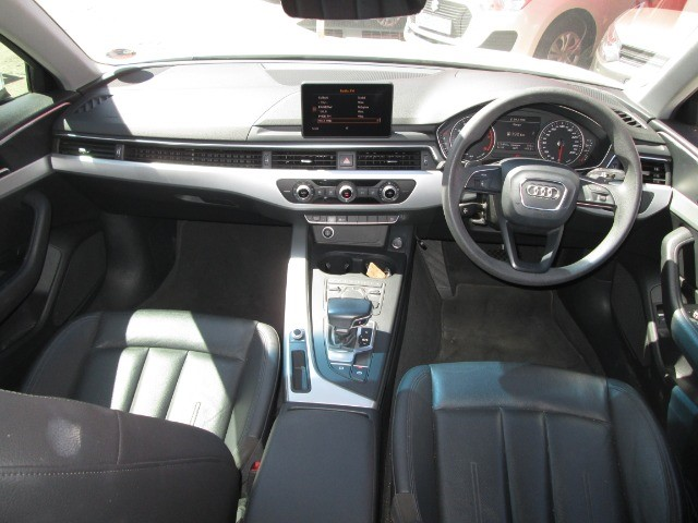 2017 AUDI A4 2.0T FSI STRONIC (B9)
