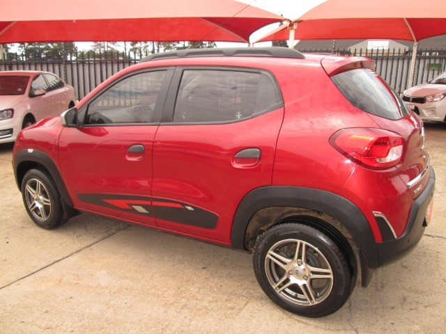 2018 RENAULT KWID 1.0  XTREME LIMITED ED 5DR