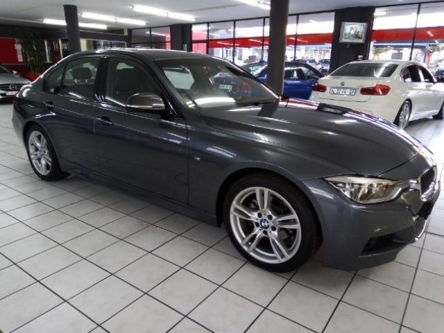BMW 320D A/T (F30) (2015-8) - (2019-3)