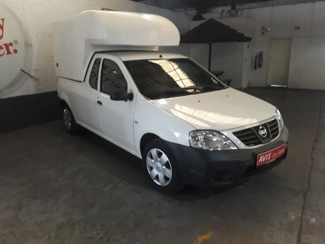 2019 NISSAN NP200 1.6  A/C SAFETY PACK P/U S/C