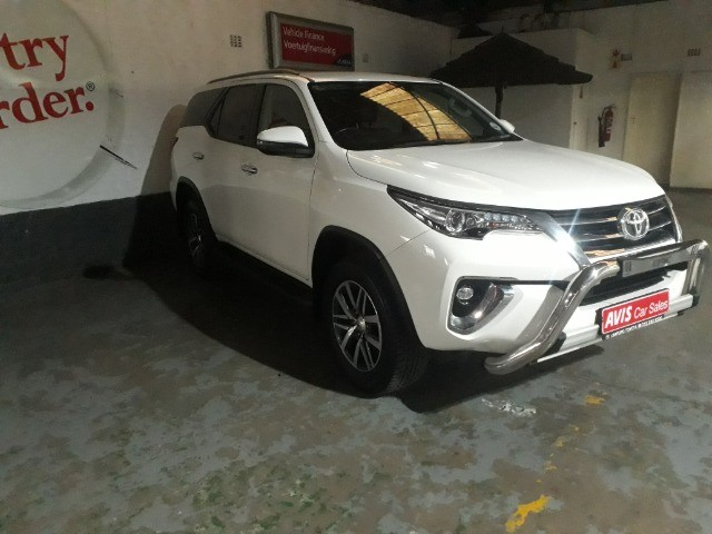 2020 TOYOTA FORTUNER 2.8GD-6 EPIC A/T