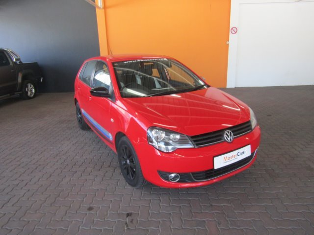 VOLKSWAGEN POLO VIVO GP 1.4 STORM 5DR FLASH RED