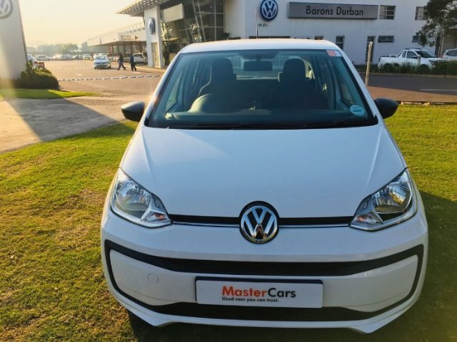 VOLKSWAGEN TAKE UP! 1.0 5DR CANDY WHITE