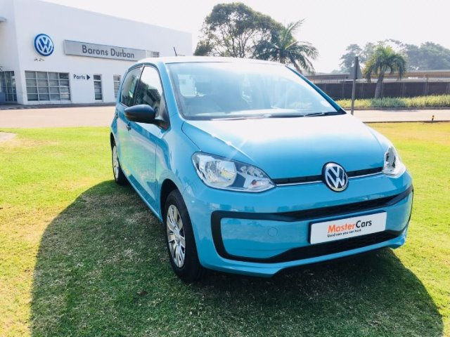 VOLKSWAGEN TAKE UP! 1.0 5DR