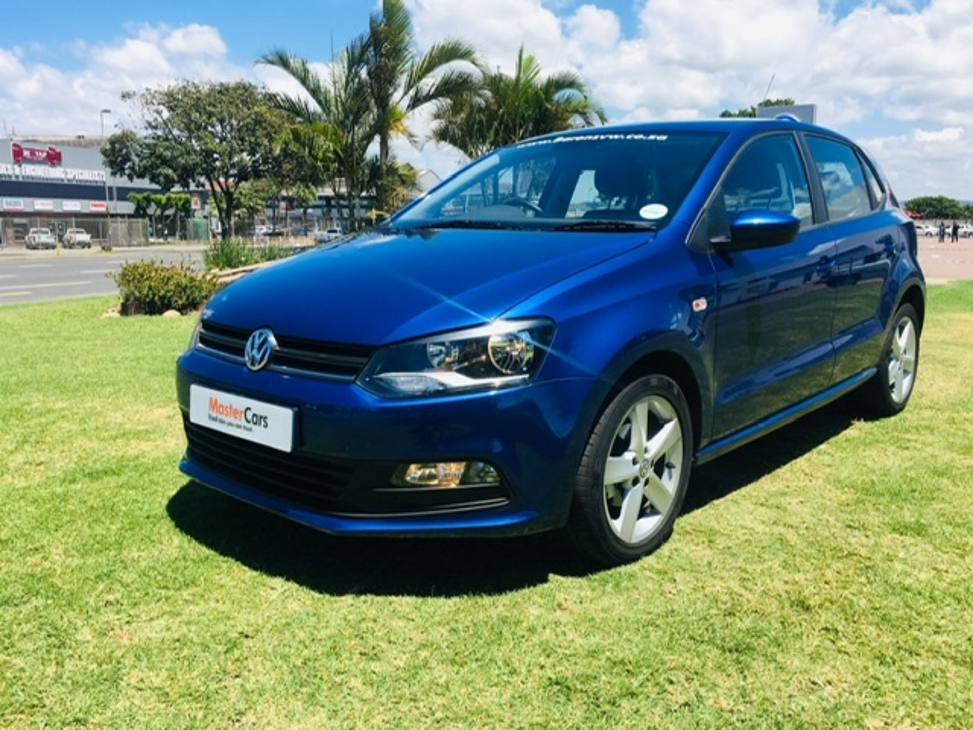 2020 VOLKSWAGEN POLO VIVO 1.6 HIGHLINE (5DR)