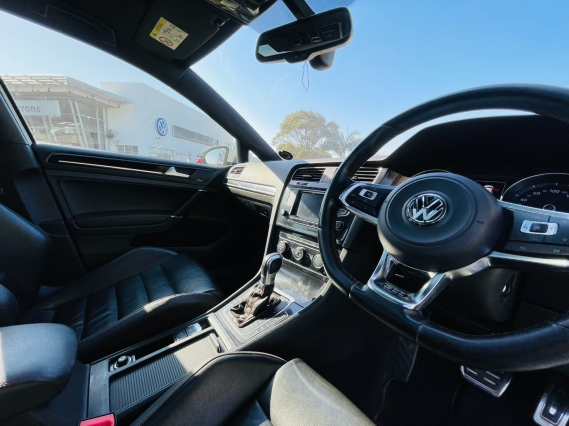 2015 VOLKSWAGEN Golf VII GTi 2.0 TSI DSG PERFORMANCE