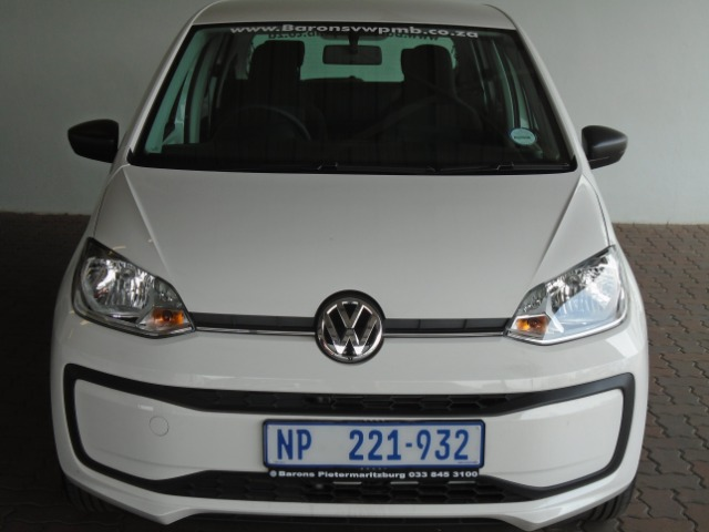 VOLKSWAGEN TAKE UP! 1.0 5DR WHITE