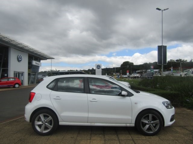 2021 VOLKSWAGEN POLO VIVO 1.6 HIGHLINE (5DR)