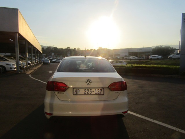 2012 VOLKSWAGEN Jetta VI 1.4 TSi COMFORTLINE