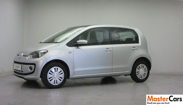 VOLKSWAGEN MOVE UP! 1.0 5DR REFLEX SILVER METALL
