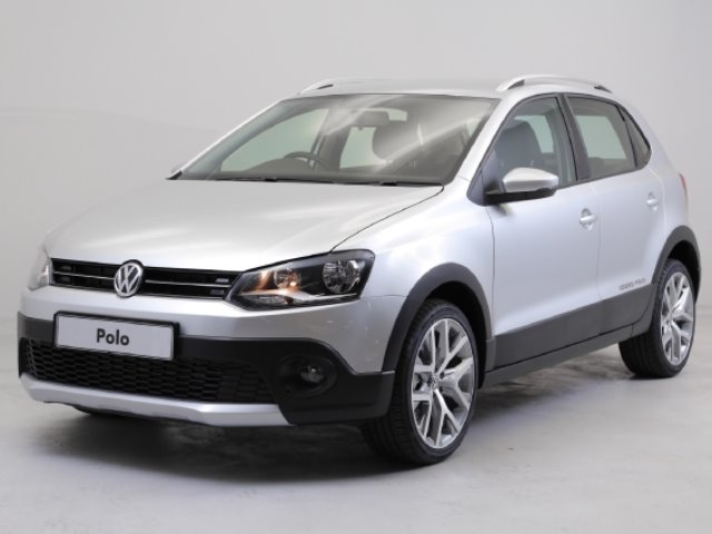 VOLKSWAGEN POLO CROSS 1.2 TSI (2014-6) - (2018-2)