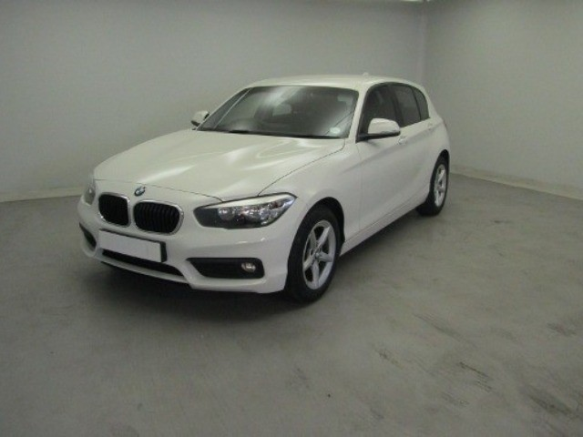 2016 BMW 118i 5DR A/T (F20)