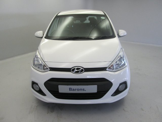 HYUNDAI GRAND i10 1.25 MOTION  White