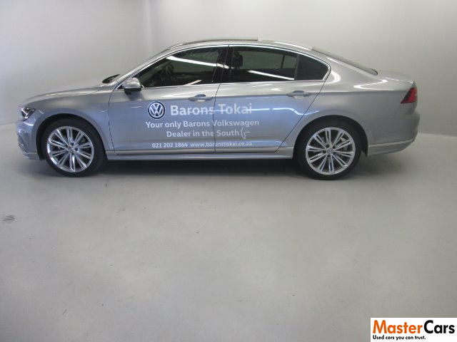 VOLKSWAGEN PASSAT 2.0 TDI EXECUTIVE DSG PYRIT SILVER METALLI