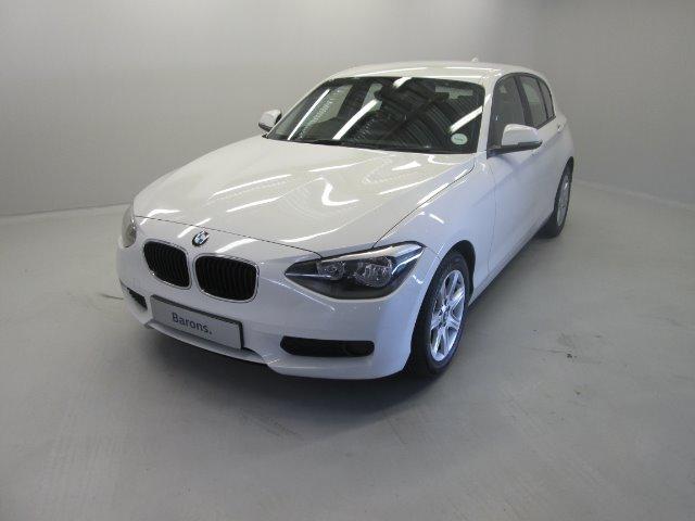 BMW 116i 5DR A/T (F20) (2011-9) - (2015-4)