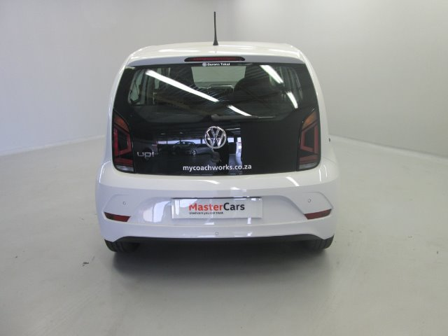 VOLKSWAGEN MOVE UP! 1.0 5DR CANDY WHITE