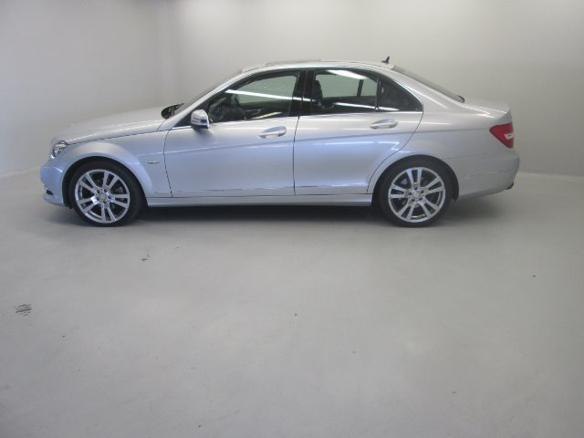 MERCEDES-BENZ C250 BE ELEGANCE A/T (2011-6) - (2014-6) Silver