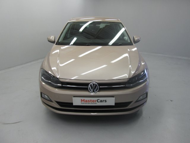 VOLKSWAGEN POLO 1.0 TSI COMFORTLINE PALE COPPER METALLIC