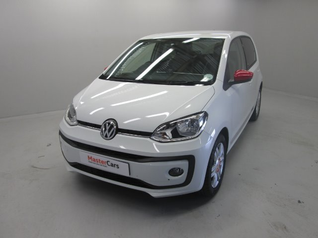 VOLKSWAGEN UP! BEATS 1.0 5DR PURE WHITE