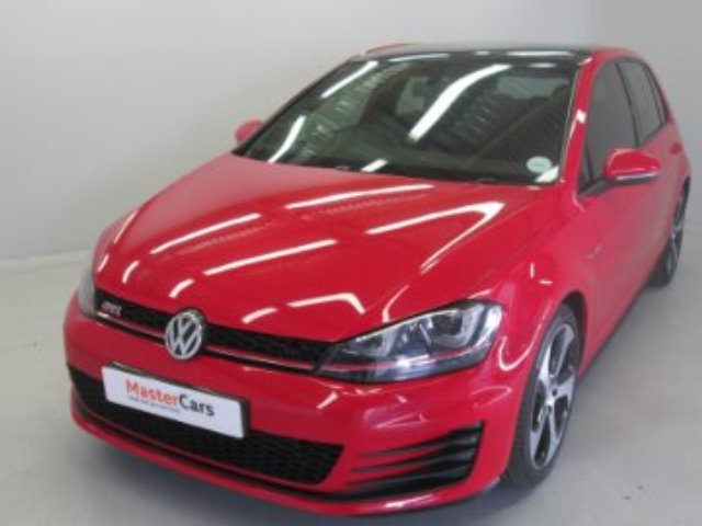 VOLKSWAGEN GOLF VII GTi 2.0 TSI DSG PERFORMANCE (2015-4) - (2016-12)