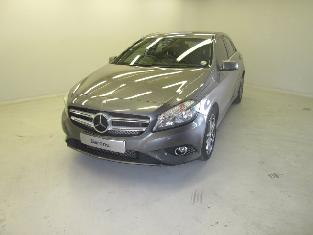 MERCEDES-BENZ A 200 BE A/T (2013-1) - (2015-8)