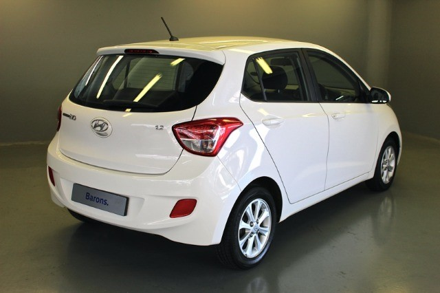 2014 HYUNDAI GRAND i10 1.25 FLUID