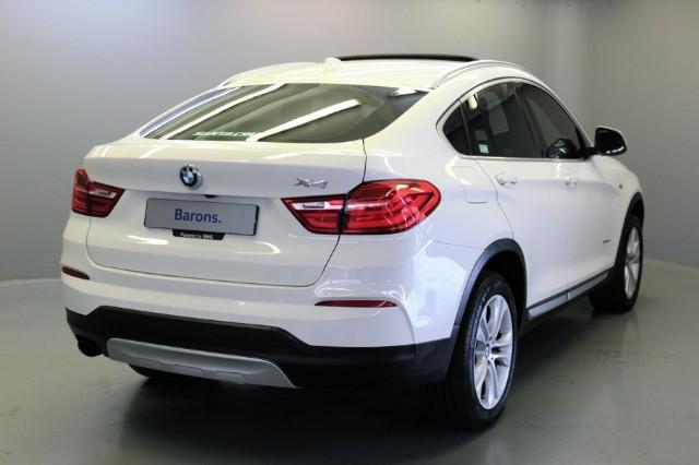 2018 BMW X4 xDRIVE20d xLINE