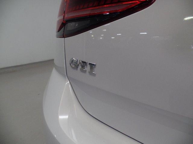 VOLKSWAGEN GOLF VII GTi 2.0 TSI DSG WHITE SILVER METALLI