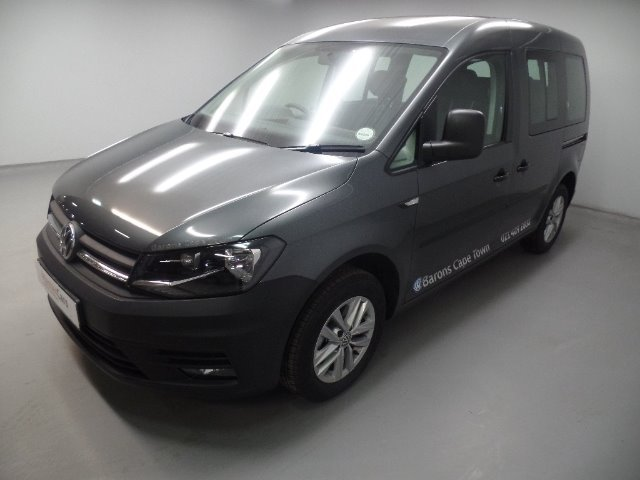 VOLKSWAGEN CADDY4 CREWBUS 1.6i