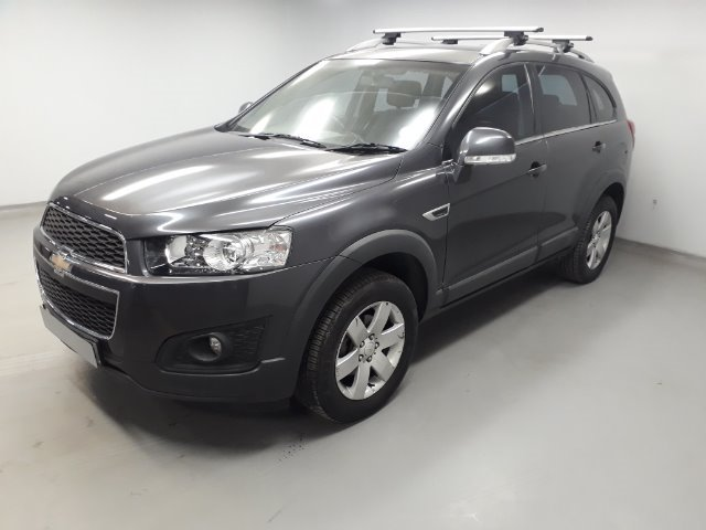 CHEVROLET CAPTIVA 2.4 LT (2011-5) - (2016-2)