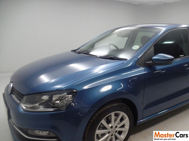 2017 VOLKSWAGEN POLO GP 1.2 TSI HIGHLINE (81KW)