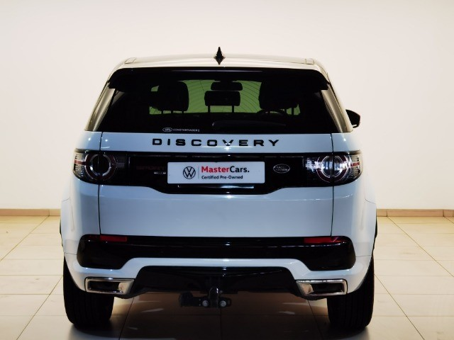 2017 LAND ROVER DISCOVERY SPORT 2.0i4 D HSE
