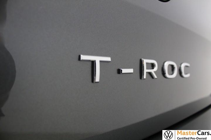 2021 VOLKSWAGEN T-ROC 2.0 TSI DESIGN 4MOT DSG
