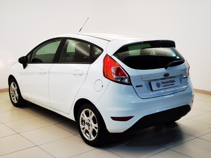 2015 FORD FIESTA 1.0 ECOBOOST TREND 5DR