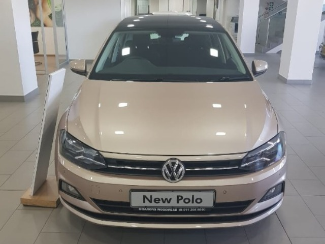 2018 pale copper metallic volkswagen polo 1 0 tsi comfortline dsg only r 269800. Black Bedroom Furniture Sets. Home Design Ideas