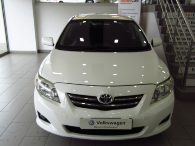 2010 TOYOTA COROLLA 1.6 ADVANCED A/T