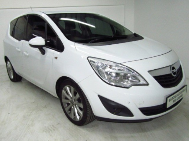 2012 OPEL MERIVA 1.4T ENJOY