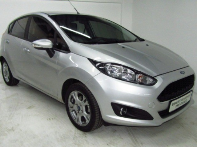 2017 FORD FIESTA 1.0 ECOBOOST TREND 5DR