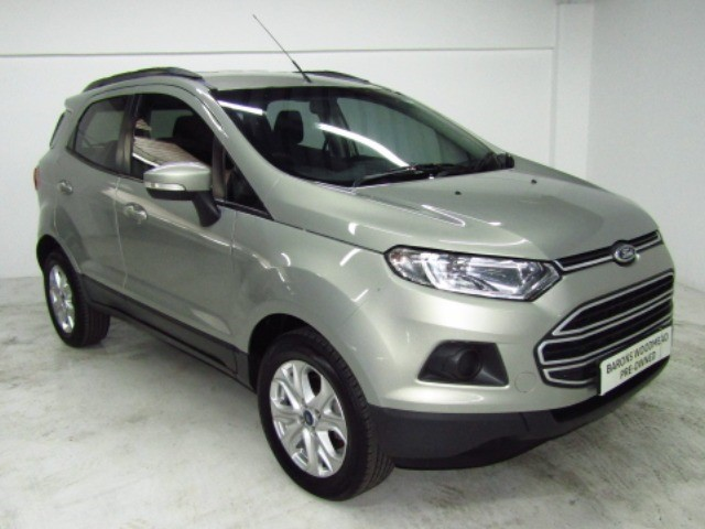 2013 FORD ECOSPORT 1.5TDCi TREND