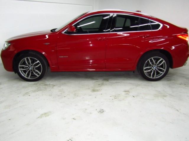 2016 BMW X4 xDRIVE30d M SPORT