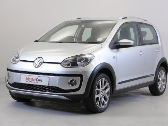 VOLKSWAGEN CROSS UP! 1.0 5DR
