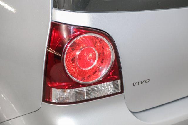 VOLKSWAGEN POLO VIVO GP 1.4 CONCEPTLINE 5DR (2014-8) - (2018-7) Silver